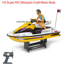 1/5 Scale 55cm Length RC Model Speed Motor Boats