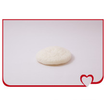 Wholsale 100% Natural Konjac Sponge Round Puff Beauty Face Cleaning Sponge