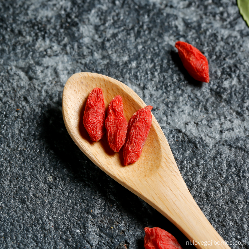 Low Pesticides Goji Berries 2018 Nieuwe oogst