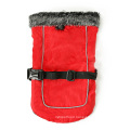 High Quality Plush On Neck Fur Collar Winter Warm Waterproof Wat Clothes