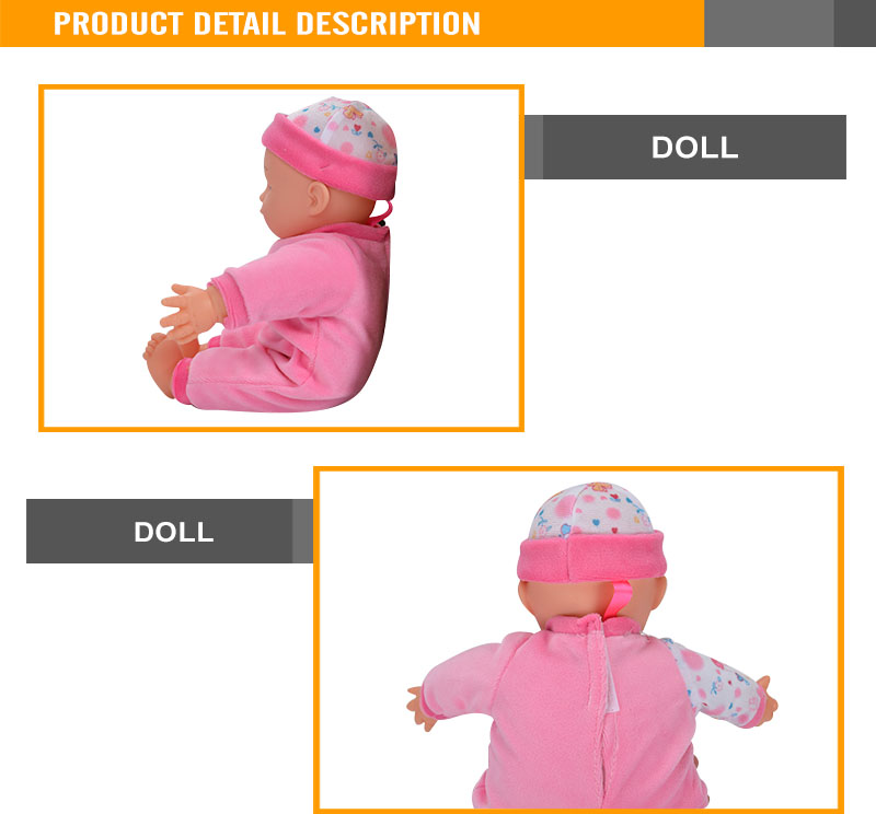 13inch kids doll for boys