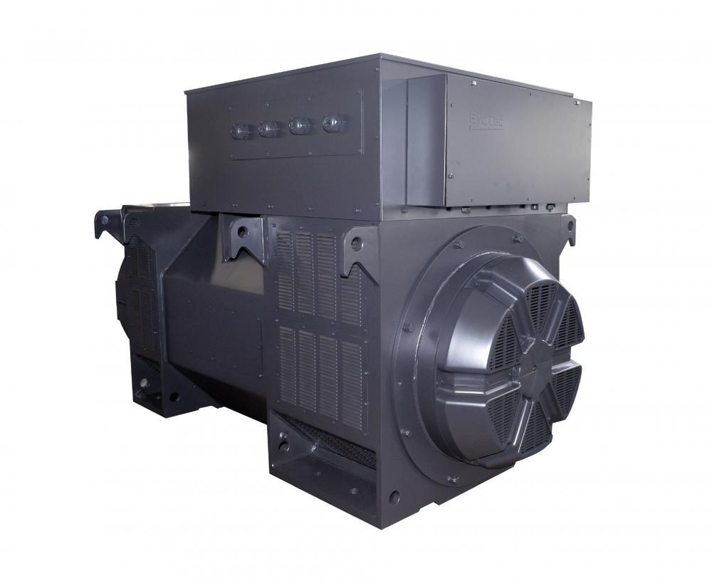 600KW High Voltage Diesel Generator