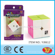 2015 Hot saling YJ YongJun Yulong Speed Cube Educational Toys English Packing for Promotion