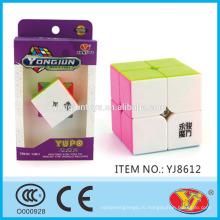 2015 Горячие соления YJ YongJun Yulong скорость куб образовательные игрушки английский Упаковка для продвижения