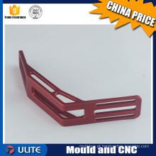 Peças mecânicas e serviço de fabricação de alumínio cnc
