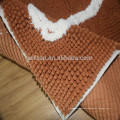 microfiber chenille dog mat