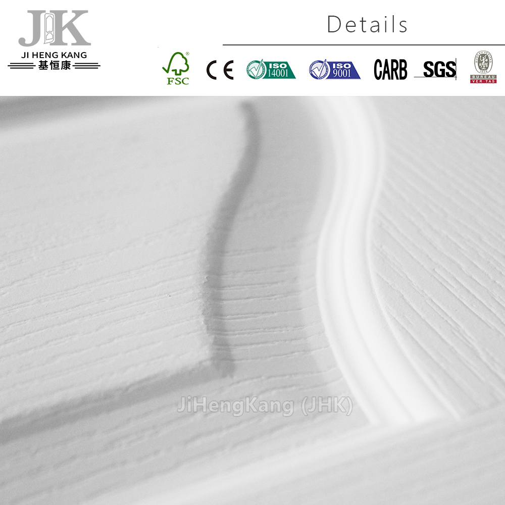 JHK-High Quality Smooth HDF Great White Door Skin