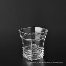 Copo bebendo de vidro feito sob encomenda