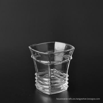 Vaso de vidrio personalizado Vaso
