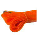 Adjusable Custom Sizes Orange  Cable Ties