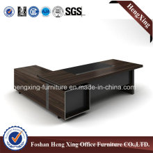Melamine Laminated Wooden Office Furniture (HX-6M025)