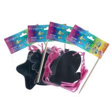 Personalización de papel DIY manualidades rayar pintura