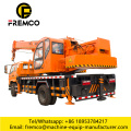Chinese 12 Ton Mobile Truck Crane For Sale