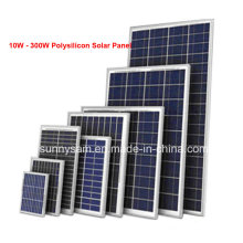 100W High Efficient Solar Energy Power Panel