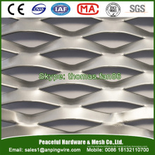 Aluminium Mesh für Vorhang / Dekoration Expanded Plate