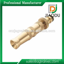 Durable professional easy installation custom made OEM investment casting copper and brass fittings sprinkler nozzle