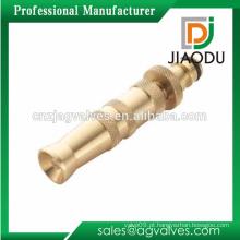 Durable profissional fácil instalação personalizada feito OEM investimento fundição cobre e latão acessórios bico sprinkler