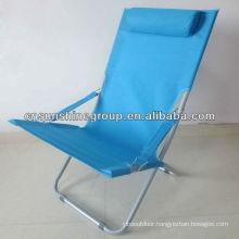 Modern Reclining Folding Outdoor Sun Chair