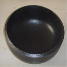Ansi stangdard b16.9 black steel pipe fittingd end cap