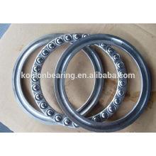 Alta qualidade 51100 (M) 51200 (M) 51300 (M) 51400 (M) F rolamento de esferas de pressão