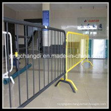 Hot-DIP Galvanized Crowd Control Barriers/Crowd Control Fencing /Pedestrian Barrier
