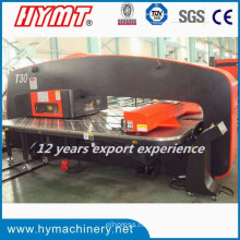 T30 type CNC hydraulic turret punching press machine