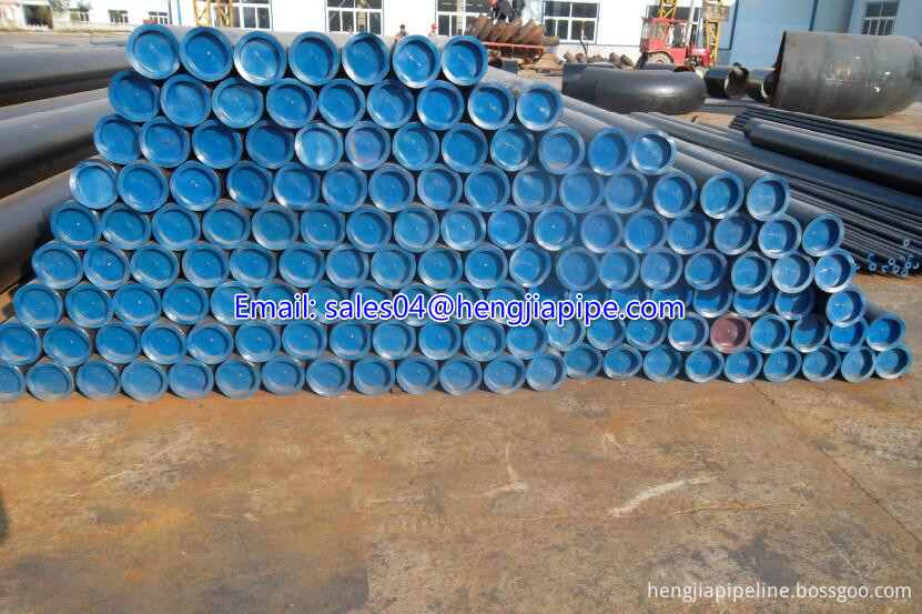 seamless and welded steel pipes