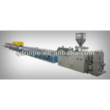 PVC WPC profile extruder machine