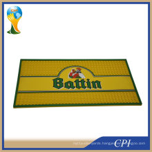 Promotional Custom Logo PVC Bar Mat