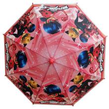 Parapluie de dessin animé mignon avec sifflet en plastique