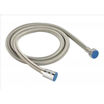 tuyau de douche flexible en acier inoxydable plaqué rouge avec certificat de filigrane ACS CE