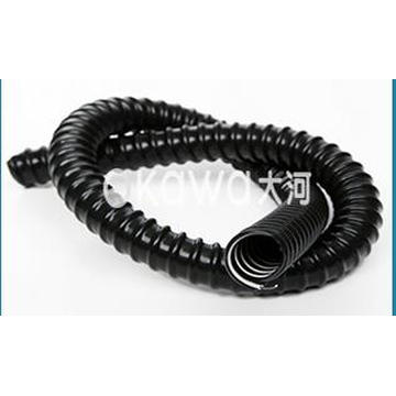 Okawa-168 PVC Reinforcement Hose with Steel Helix