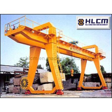 Precast Yard Gantry Crane 09 with SGS