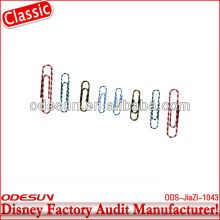 Disney factory audit metal clips fasteners 145834