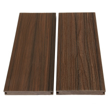Anti-slip Extruded Composite Plastic Lumber Decking
