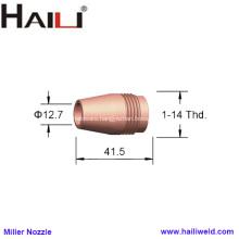 """Miller MIG Welding Nozzle 050115 1/2"""""""