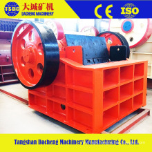 Heavy Construction Equipment Mining Jaw Crusher