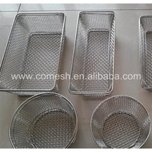 Wholesale Customized wire mesh basket