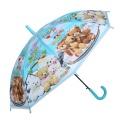 Nettes kreatives Tierdruck-Kind / Kinder / Kind-Regenschirm (SK-14)