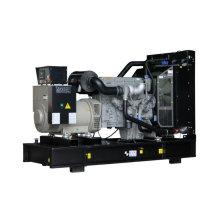 1000KVA à 50Hz, puissance du générateur diesel 400V par le moteur Perkins