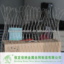 SS316 mesh bag /anti -theft mesh bags