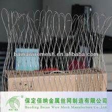 Сумка из сетки SS316 / мешки с противоскользящими сетками