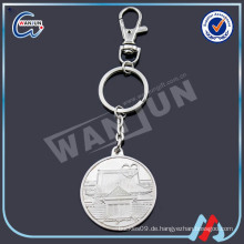 Bestes verkaufendes Einzelteil ringsum Metall keychain