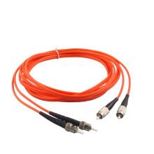 Cabo de remendo da fibra óptica do sm st, cabo de remendo da fibra óptica cabo do remendo do st / fiber do simplex
