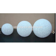 White Decorative Led ball for christmas decoration