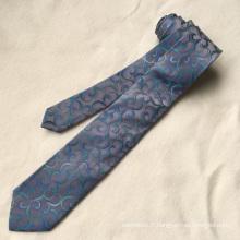 Étiquette Privée Vente Chaude 2017 Amazon Silk Floral Mens Tie