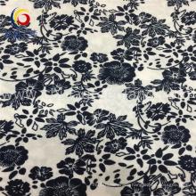 100%Cotton Blue and White Porcelain Printed Poplin Fabric (GLLML175)