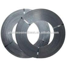 Aplicação de Embalagem de Máquinas e Aço Material de cintas de aço