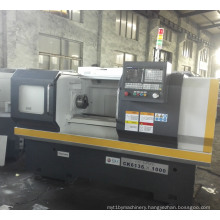 Ck6136/1000 Flat Bed Horizontal (CNC Lathe machine) Lathe CNC