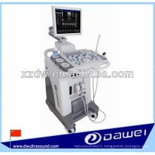 ecografo veterinario & trolley PW échographie couleur (DW-C80)